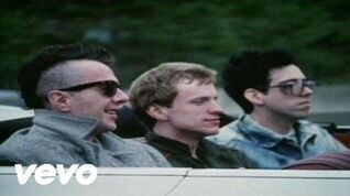 The Clash - Should I Stay or Should I Go (Official Video)