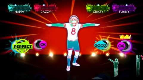 Dare - Just Dance 3 Gameplay Teaser (UK)