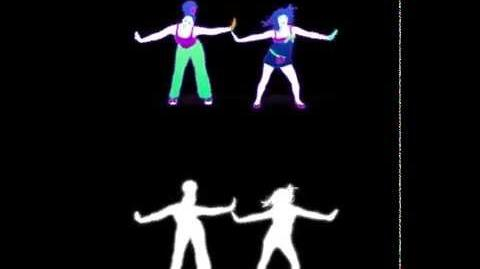 EXTRACT! Jump (For My Love) - Girls Aloud Just Dance 3