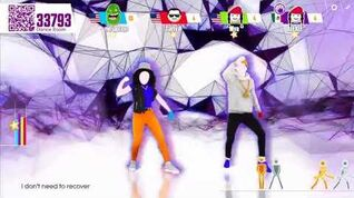 Gibberish - Just Dance Now