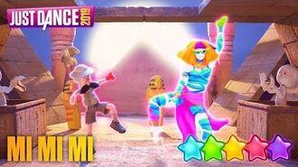 Just Dance 2019 Kids Mode Mi Mi Mi - 5 stars