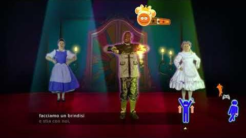 Be Our Guest (Italian Version) - Just Dance Disney Party