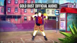 Gold Dust (Official Audio) - Just Dance Music