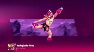 Just Dance 2018 (Unlimited) Holding Out For A Hero