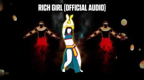 Rich Girl (Official Audio) - Just Dance Music