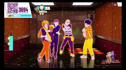 You're The First, The Last, My Everything - Just Dance Now