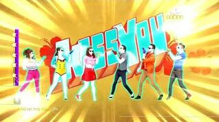 """Kiss You"" (6-Player) - Just Dance 2014"