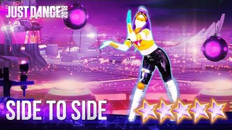 Just Dance 2018 Side to Side - 5 stars
