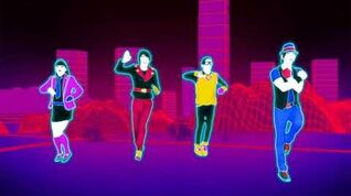Just Dance 3 NOGUI Spectronizer (Remake)