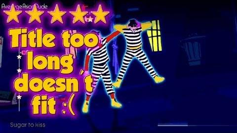 Just Dance 4 - Everybody Needs Somebody To Love - 5* Stars