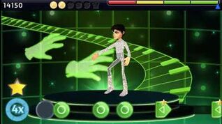 Michael Jackson The Experience (PSP) - Rock With You