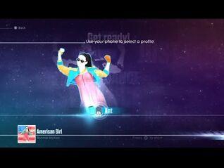 American Girl - Just Dance 2016