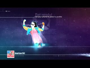American Girl - Just Dance 2016