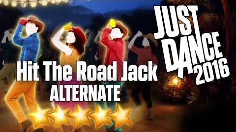Hit The Road Jack (Line Dance Version) - Just Dance 2016