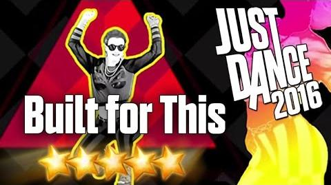 Just Dance 2016 - Built for This - 5 stars