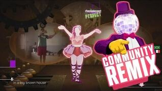Just Dance 2016 - I'm An Albatraoz (Community Remix) - 5 stars