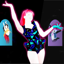 Just Dance Alt Square