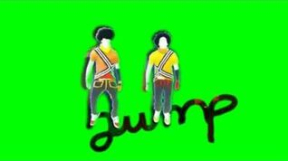 Just Dance Now - Jump Green Screen Extraction