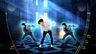 Michael Jackson The Experience - Wii - Ghosts Gameplay Reveal Europe