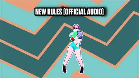 New Rules (Official Audio) - Just Dance Music