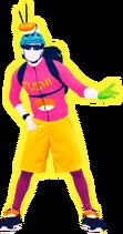 Sushi promo coach