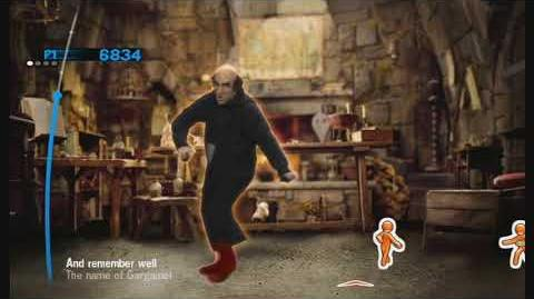 Gargamel - The Smurfs Dance Party