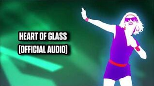 Heart Of Glass (Official Audio) - Just Dance Music