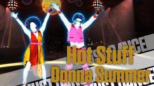 Hot Stuff - Donna Summer Just Dance Now