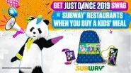Jd2019 subway promotion