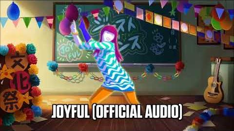 Joyful (Official Audio) - Just Dance Music