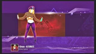 Just Dance 2017 (Unlimited) - Circus (Extreme) - 5 Stars (Superstar)