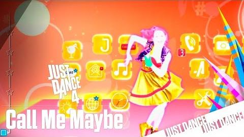Just Dance 4 - Call Me Maybe Alternate