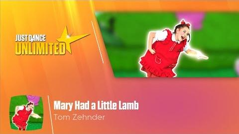 Mary Had a Little Lamb - Just Dance 2017