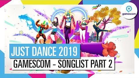 Official Song List (Part 2) - Just Dance 2019 (UK)