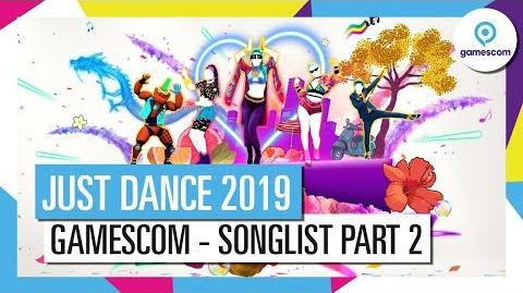 Official Song List (Part 2) - Just Dance 2019 (UK)