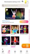 Primadonna jdnow menu phone 2020