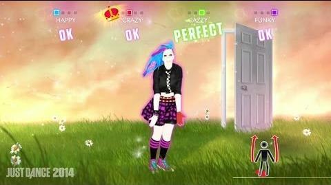Sammie - Miss Understood Full Gameplay Just Dance 2014