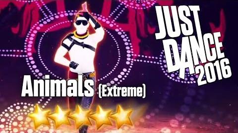 Animals (Extreme Version) - Just Dance 2016