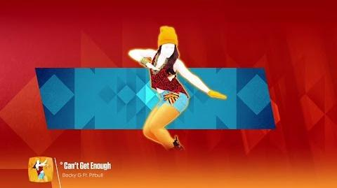 Can't Get Enough - Just Dance 2018