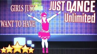 Girls Just Want To Have Fun - Just Dance 2016-0