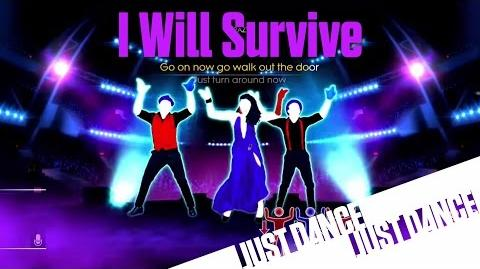 Just Dance 2014 - I Will Survive On Stage