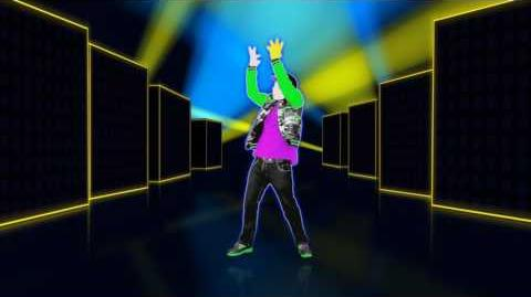 Just Dance 4 - Good Feeling - NO GUI