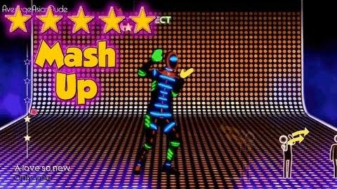 Just Dance 4 - You're The First, The Last, My Everything (Dance Mash-Up) - Alternative Mode