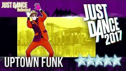 Uptown Funk - Just Dance 2017