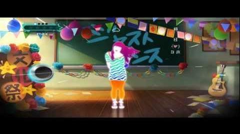 """(ジャストダンス2) JUST DANCE WII 2 達見恵 """"JoyFul"""""""