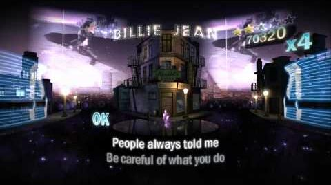 Billie Jean - Michael Jackson The Experience (Xbox 360)