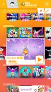 Birthday jdnow menu phone 2017