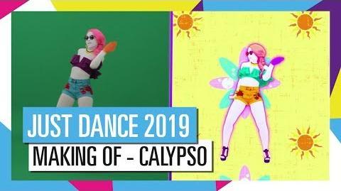Calypso - Behind the Scenes (UK)