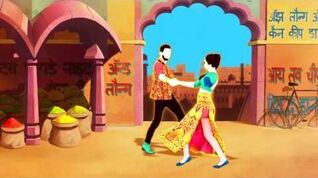 Cheap Thrills (Bollywood Version) - Just Dance 2017 (No GUI)