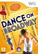 Dance on Broadway PAL Wii